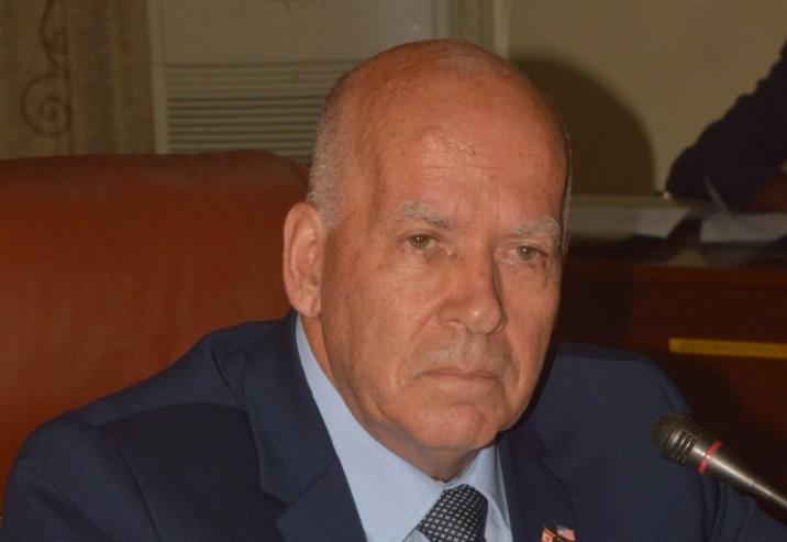 Directeur Général SBEE - Jack PARADIS